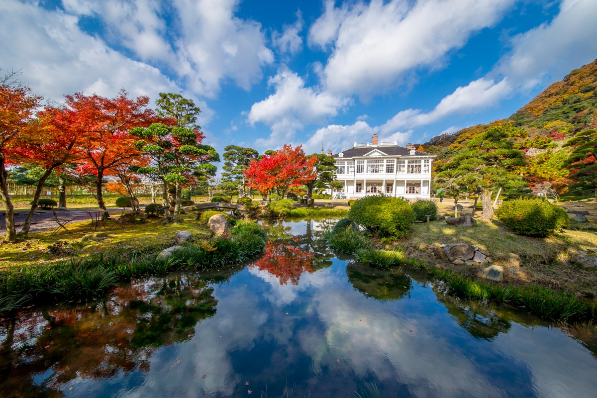 Let's enjoy Autumn Leaves viewing in Tottori