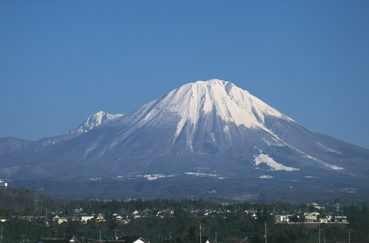 Mt Daisen