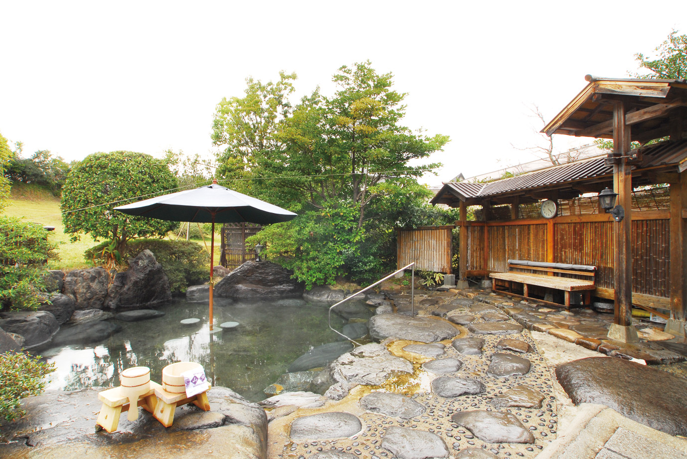 Shikano Hot Springs