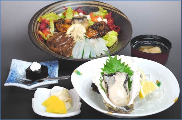 Сезонное блюдо «Кайрики-мэси»