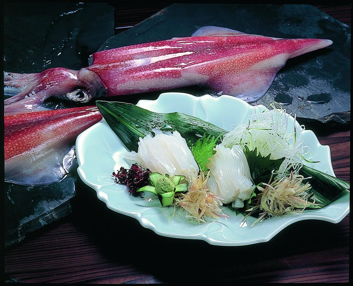 «Сироика» (кальмар вида Loligo Kensaki)