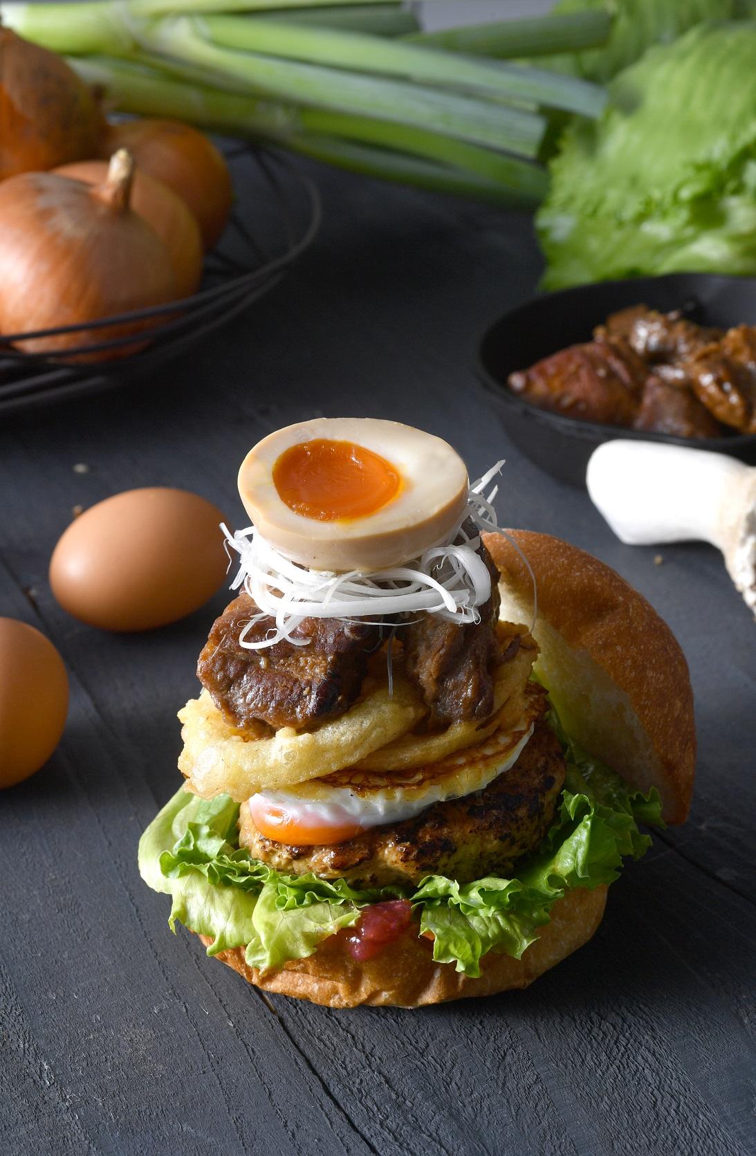 «Тотторийские Бургеры»