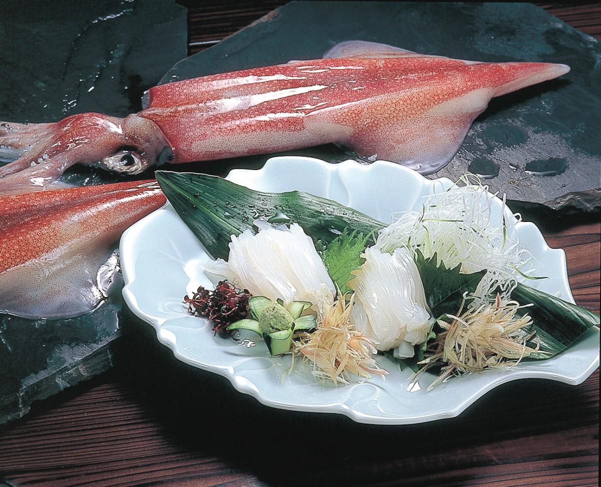 ปลาหมึกขาว