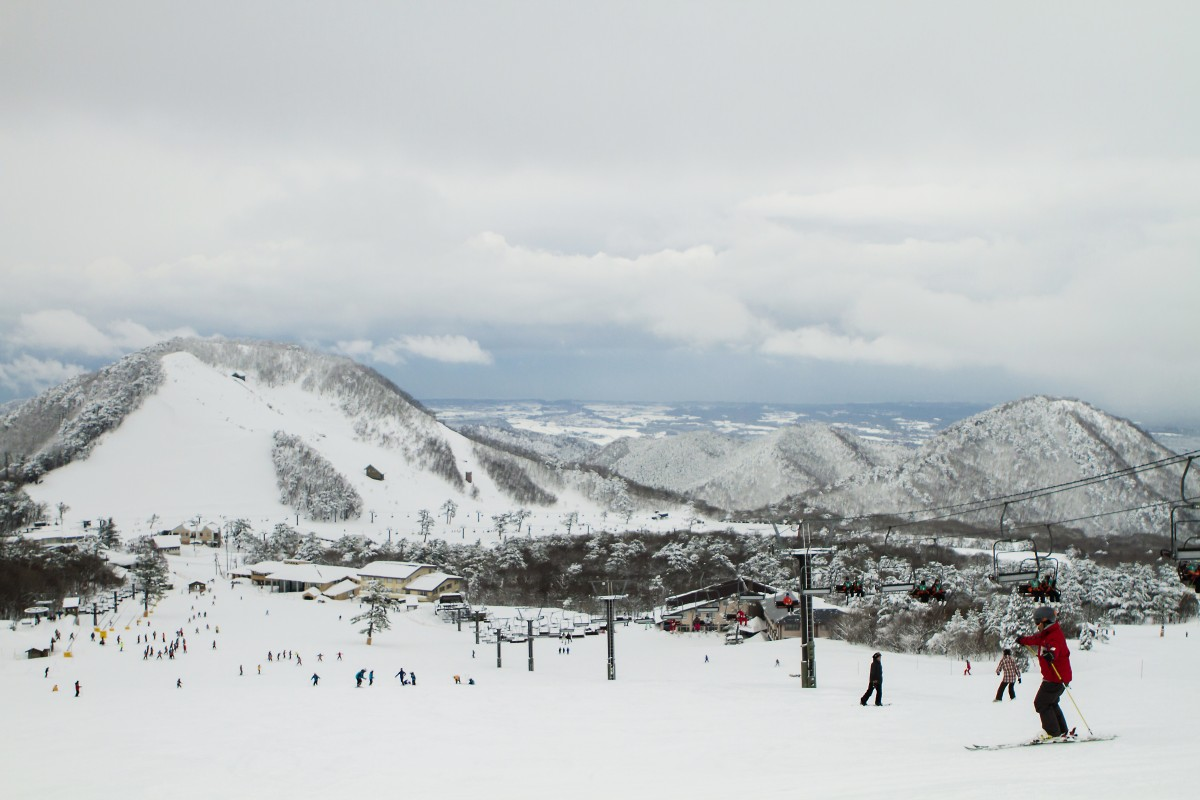 大山白色度假村(大山滑雪場)